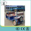 Indian electric tricycle rickshaw