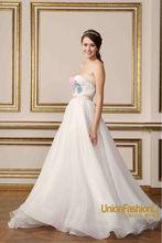 2015 latest wedding gown designs 2014 Hongkong Fashion Week for spring/summer wedding gown