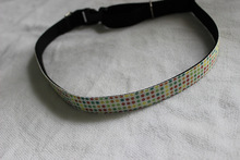 Sublimation printable nylon Dog Collar