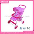 No hay. 808-18 cochecito china de fábrica al por mayor de color rosa niños juguete para empujar plegable de metal bebé educativos material cochecito