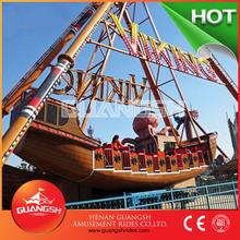 stimulating! luxury playground thrill amusement rides swinging ship for sale