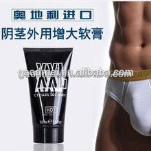 Popular XXL penis enlargement cream sex cream penis enhancer for men