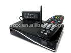 hot sell full hd media player dm800se v2 wifi satellite machine antenna wifi
