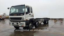 Isuzu CYH51Y Concrete Bump Truck Chasis in stock