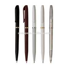 promotional cheap plastic twist hotel pen