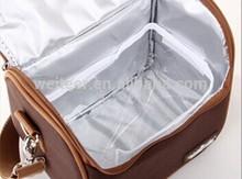 Eco reusable non woven cooler bag