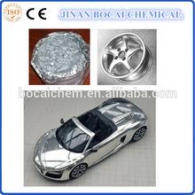 non-leafing metallic aluminum paste for wheel hub pigment