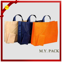 High quality foldable bag with pouch/foldable shopping bag pattern/pp woven shopping bag for supermarket