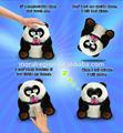 2014 new arrival APO panda urso de pelúcia brinquedos, Falar animal recheado brinquedos