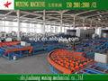 Totalmente automatizado não amianto cálcio silicato board placa equipamentos da linha de produção