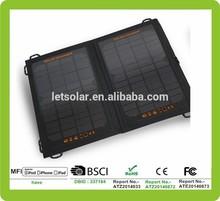 2014 nueva máquina de encapsulación para el panel solar para el iPhone y iPad directamente bajo el sol