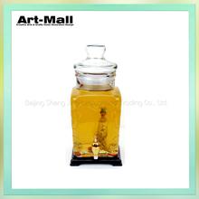 Guaranteed quality glass herb storage jars