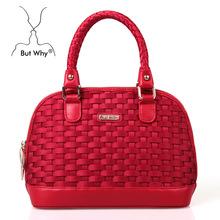 nylon bags weave hand women bags