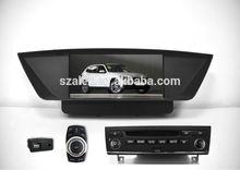 For bmw x1 car dvd gps navigation