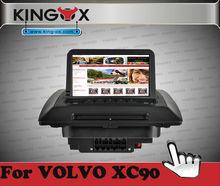 Kingox car dvd for 7inch VOLVO XC60 GPS navigation GPS with 3G/Wifi/Radio/Bluetooh/Ipod/1080p/TV/DVR
