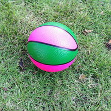 2014 new style pvc mini basketball for kids