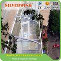 pc claro e transparente de plástico proteção contra chuva diy dom shade para toldos do pátio e varanda e janelas