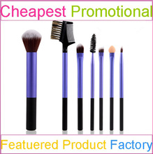 Magnetic Makeup Brush Synthetic Hair with Travel Size Cosmetic Brush 7 Piece
