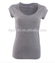 OEM Blank Women Sport T-Shirt Top Quality