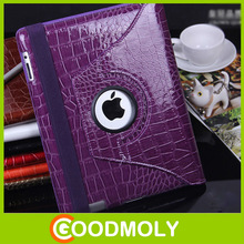 Shockproof CROCO leather case for ipad