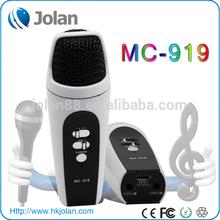 mobile phone loud speaker mobile phone karaoke microphone wireless headset bluetooth device