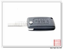 car key model 407 for Peugeot key fob 433MHz 3 Button ID46 chip inside [ AK009021 ]