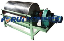 professional magnetic separator for iron processing line as iron ore separation plant