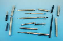 Elegant and Classic Metal Pen Sets 72pcs Pen sets School Students Stationery