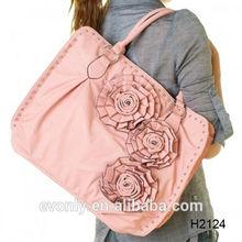 H2124 Beautiful PU Leather Handbags,Custom Women Bags Manufacturer,Best Quality
