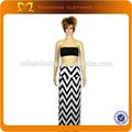Maxi para mujer falda falda larga, jersey negro, hecho a mano de altura longitud petite