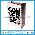 Personalizado kraft saco de papel de cimento de carvão para