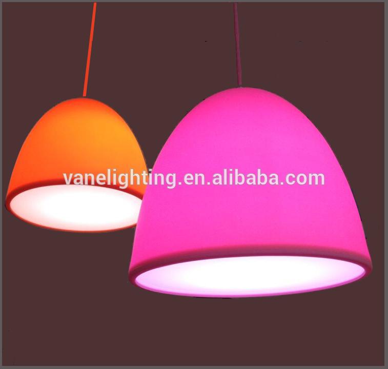 2014 New Arrival Silicon Pendant Light