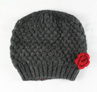 Hot Sell Customized Winter Knitted Wool Hats