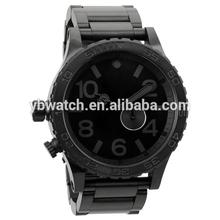 men chronograph china hot sales geneva quartz stainless steel watch