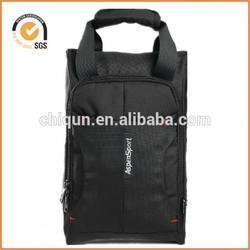 32410 chiqun protective bag and hot sales nylon golf shoes bag