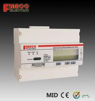 power meter with rs485 home energy meter tariff electric energy meter