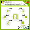 Power-saving electronic wireless key chain anti-lost alarm for the elderly