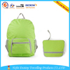 promotional foldable backpack folding bicycle travel bag manufacturers china