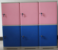 environmental ABS plastic clothes cabinet