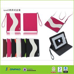 Hot hand strap case for ipad mini,arm band case for ipad mini