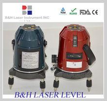 Self-adjusting Automatic Self-leveling laser level