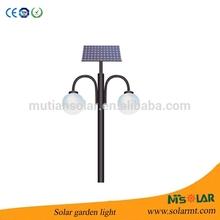 3.5 meters 14 hours 15 W solar garden light