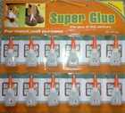 5G PLASTIC BOTTLE ORIGINAL CYANOACRYLATE ADHESIVE