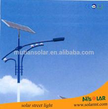 24V 60W yingli solar panel and solar street light in China