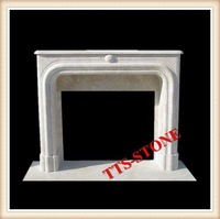Electric Fireplace Marble Tops
