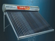 2014 Stainless steel solar water heater &resistant to corrosion
