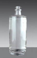 Customed garrafa de vidro 500 ml