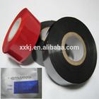 print label number Black Finery 25mm*100m heat transfer film/thermal transfer ribbon