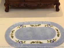China Wholesale Printed Bath Rug,south korea silk rug for sale