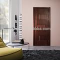 Con estilo sólido de madera de roble puertas interiores